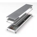 Внутрипольный конвектор ASKON КВП-В 65/250/3600 с вентилятором