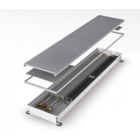 Внутрипольный конвектор ASKON КВП-В 65/170/4800 с вентилятором