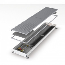 Внутрипольный конвектор ASKON КВП-В 65/330/4600 с вентилятором