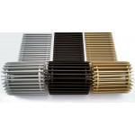 Решетка iTermic SGL 160.600 поперечная (алюминий)