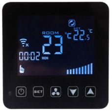 Комнатный термостат Techno КТ-300 сенсорное управление Wi-Fi
