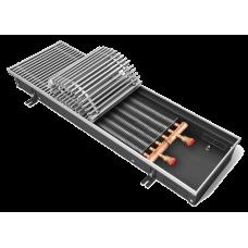 Внутрипольный конвектор Techno CL KVZ 300-105-1500 с естественной конвекцией