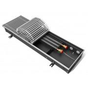 Внутрипольный конвектор Techno CL KVZ 150-65-1200 с естественной конвекцией
